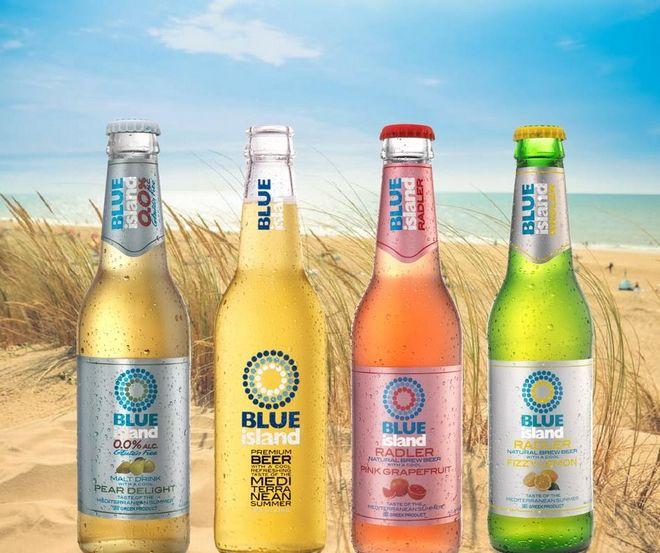 Blue Island: Η απόλυτη καλοκαιρινή μπίρα από την ΕΖΑ