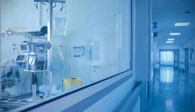 Εικόνα από νοσοκομείο