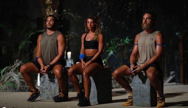 Οι τρεις υποψήφιοι προς αποχώρηση του Survivor 4