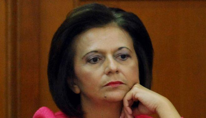 Η Μαρίνα Χρυσοβελώνη