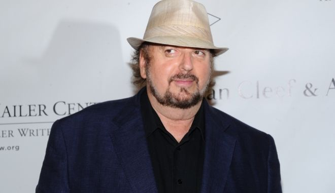 James Toback attends the 5th annual Norman Mailer Center benefit gala at The New York Public Library on Thursday, Oct. 17, 2013 in New York.(Photo by Evan Agostini/Invision/AP)