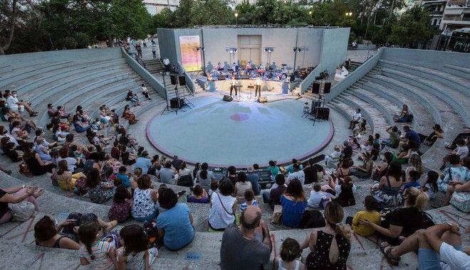 Πολιτισμός είναι η Αθήνα: Η