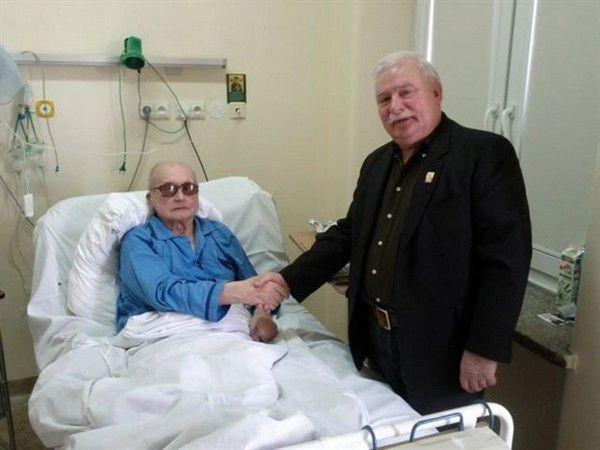 Ζητά διαζύγιο η 84χρονη σύζυγος του 90χρονου Γιαρουζέλσκι λόγω απιστίας