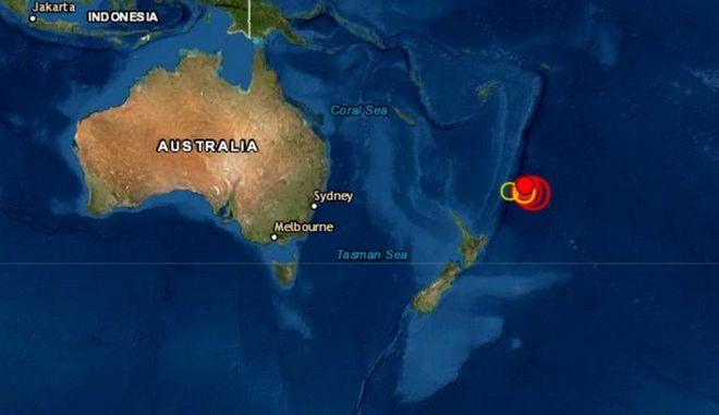 Νέα Ζηλανδία: Νέος ισχυρός σεισμός 7,8 Ρίχτερ - Επί ποδός για τσουνάμι