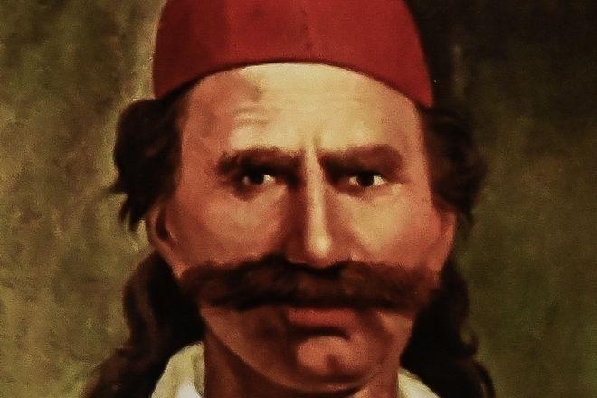 Οδυσσέας Ανδρούτσος.