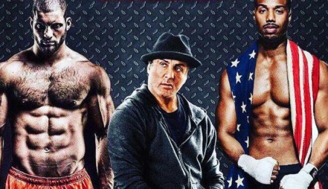 Το πρώτο τρέιλερ του 'Creed II', εκτός από 'Loyalty', έχει στο DNA του την κληρονομιά των 'Rocky'