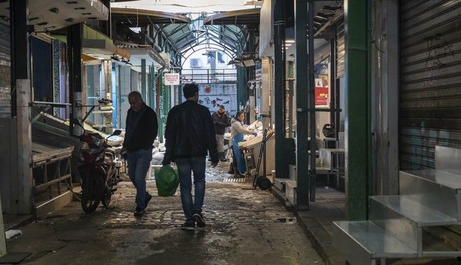 Περιορισμένη κίνηση στο Καπάνι Θεσσαλονίκης