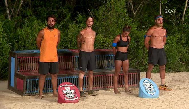 Οι φιναλίστ του Survivor 4