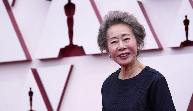 Η Yuh-Jung Youn στα Όσκαρ 2021