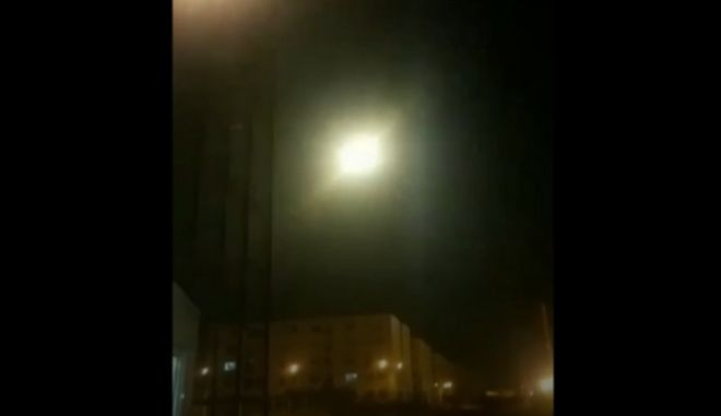 Συντριβή Boeing στο Ιράν: Βίντεο δείχνει τη στιγμή που πύραυλος χτυπάει το αεροσκάφος