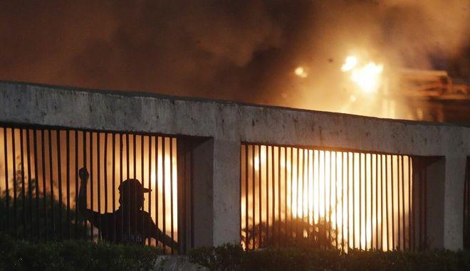 Φωτιά στην Ινδονησία (Φωτογραφία αρχείου)