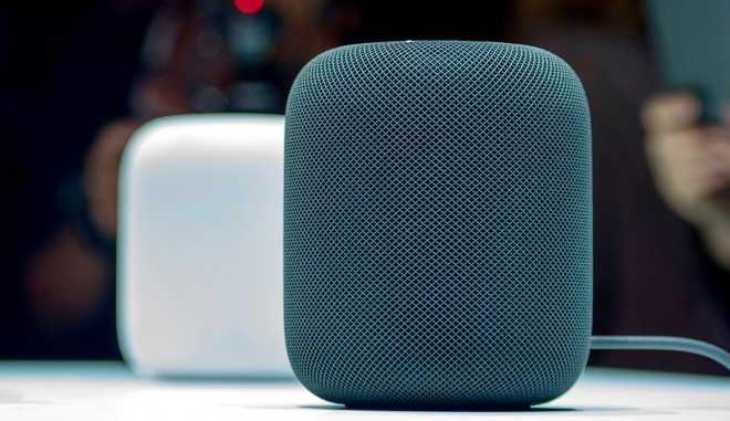 Έτοιμο το νέο 'έξυπνο' ηχείο HomePod της Apple