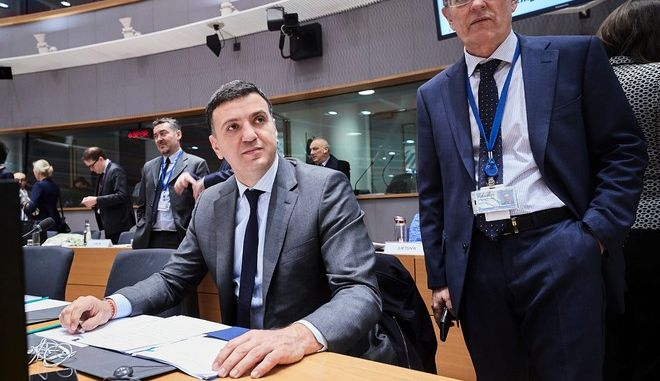 Ο Υπουργός Υγείας, Βασίλης Κικίλιας συμμετείχε στο έκτακτο Συμβούλιο Υπουργών Υγείας της Ευρωπαϊκής Ένωσης,
