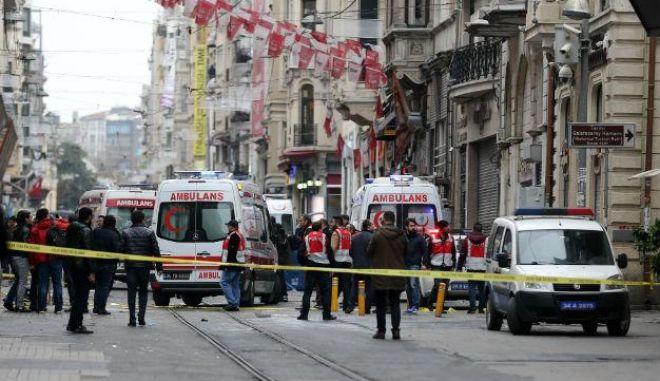 Τούρκος στρατολογημένος από το Ισλαμικό Κράτος, ο καμικάζι της Κωνσταντινούπολης