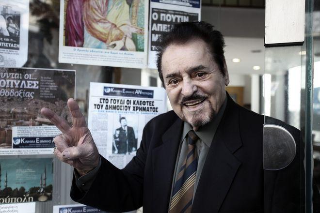 Πέθανε ο πρώην βουλευτής Ιπποκράτης Σαββούρας