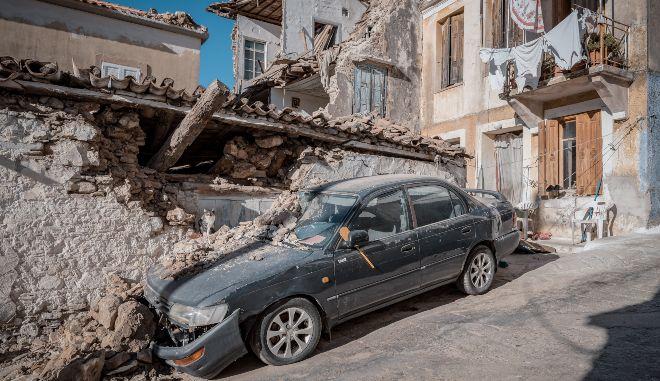 Σάμος: Πλήρης κάλυψη των εισφορών σε επιχειρήσεις - εργοδότες που επλήγησαν από το σεισμό