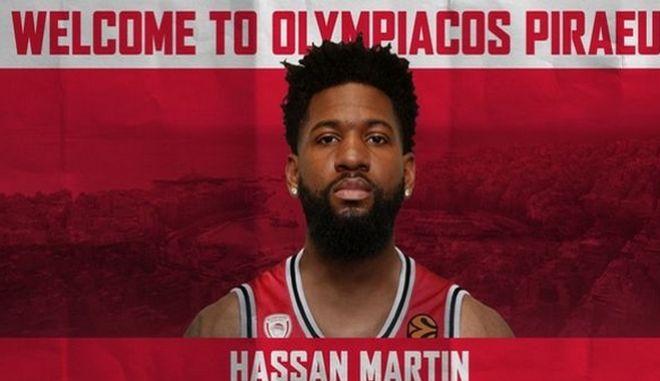 Ο Χασάν Μάρτιν