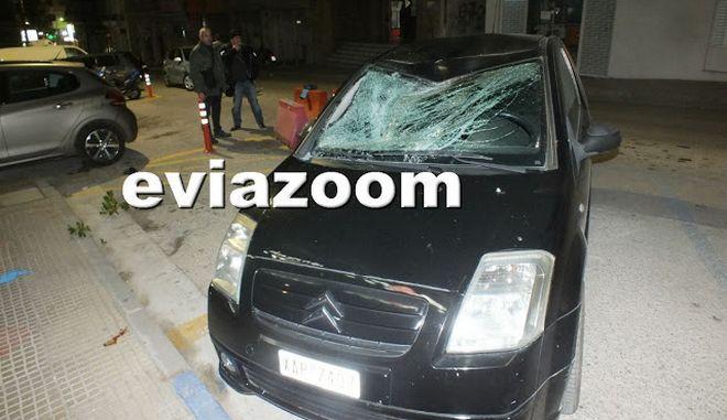 Χαλκίδα: Προσπάθησε να αυτοκτονήσει και 'προσγειώθηκε' πάνω στο αυτοκίνητό του