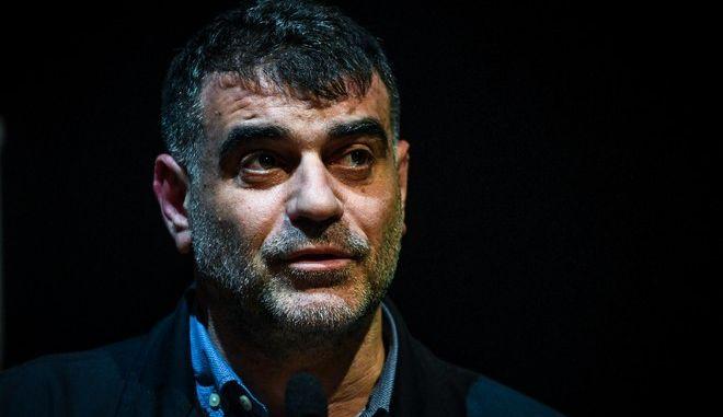 Ο δημοσιογράφος και εκδότης Κώστας Βαξεβάνης