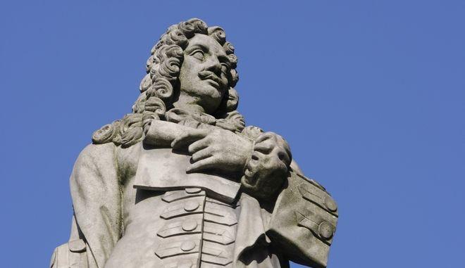 Άγαλμα του Μολιέρου στη Γερμανία