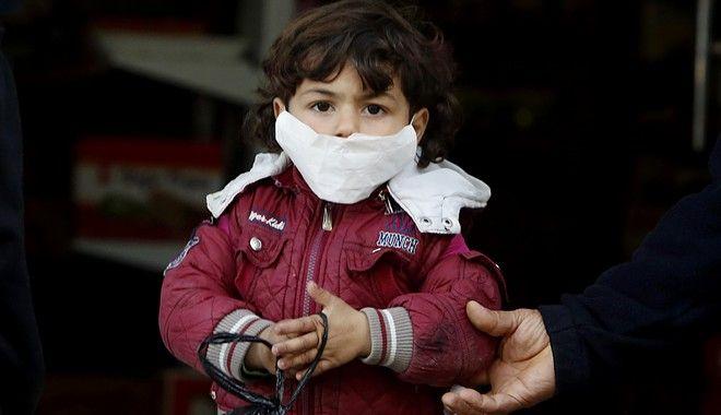 Παιδί από την Παλαιστίνη