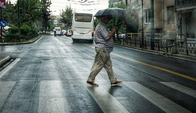 Βροχή (ΦΩΤΟ Αρχείου)