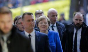 Αισιόδοξη η Μέρκελ για τον σχηματισμό κυβέρνησης