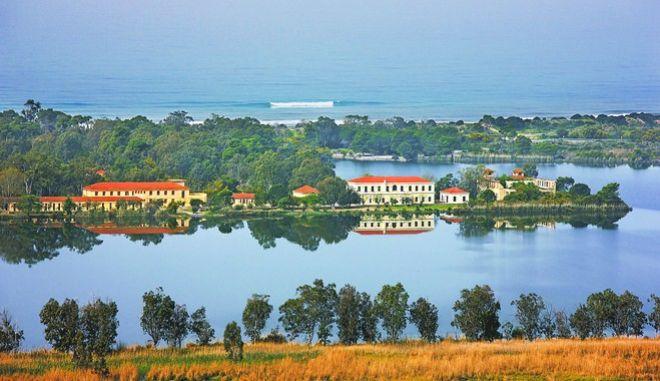 Αλλάζει όψη η Λίμνη Καϊάφα με έργα 5 εκατ. ευρώ