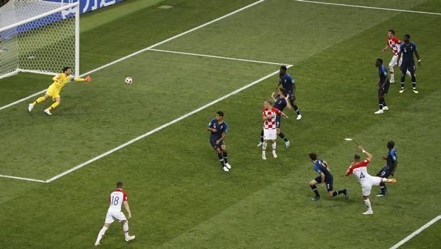 Μουντιάλ 2018: Η Γαλλία παγκόσμια πρωταθλήτρια. Νίκησε 4-2 την Κροατία