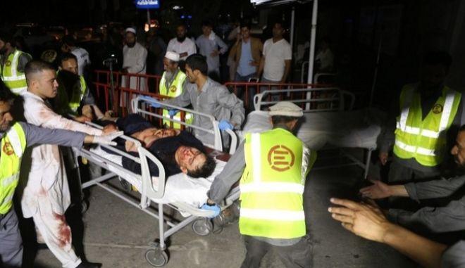 Καμπούλ: Επίθεση καμικάζι σε γάμο - Τουλάχιστον 63 νεκροί