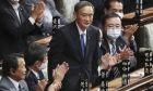 Ο Γιοσιχίντε Σούγκα νέος πρωθυπουργός της Ιαπωνίας