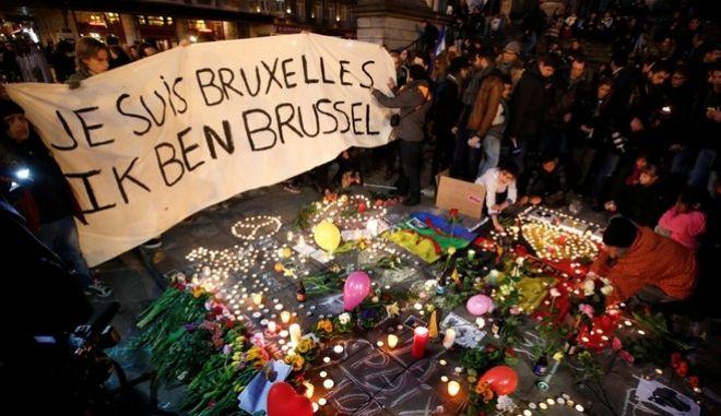 Φρίκη: Οι καμικάζι των Βρυξελλών άφησαν μια μεγάλη βόμβα γιατί δεν χωρούσε στο ταξί που τους παρέλαβε