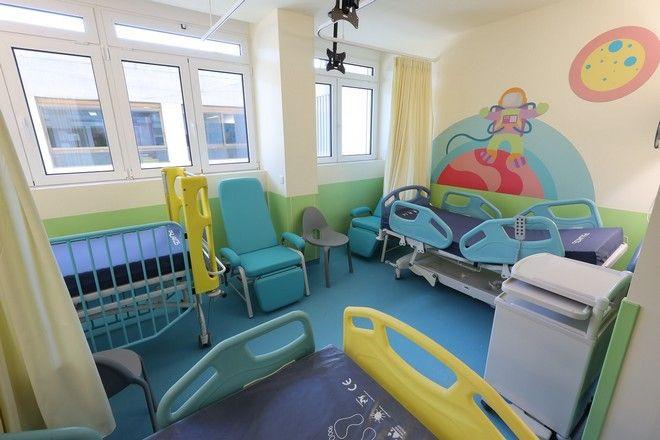 Ο ΟΠΑΠ συνεχίζει δυναμικά το μεγάλο έργο ανακαίνισης των παιδιατρικών νοσοκομείων «Η Αγία Σοφία» και «Παναγιώτης και Αγλαΐα Κυριακού»