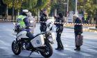 Αστυνομικοί σε μέτρα ασφαλείας στο κέντρο της Αθήνας, Αρχείο
