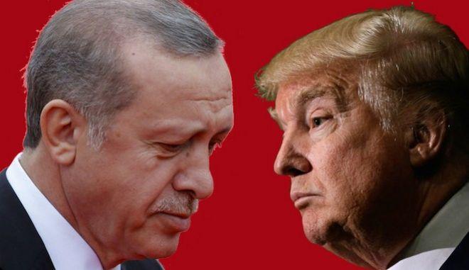 Η 'ερωτική' ιστορία της Τουρκίας με τον Τραμπ