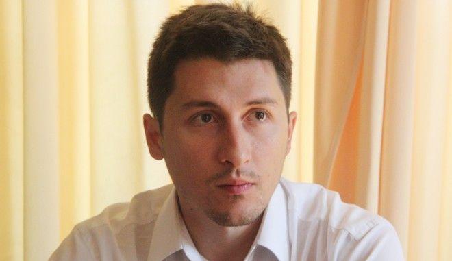 Ο Παύλος Χρηστίδης