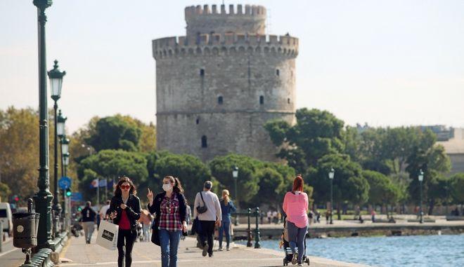Θεσσαλονίκη: Μειώθηκε το ιικό φορτίο στα λύματα για πρώτη φορά μετά από 1,5 μήνα