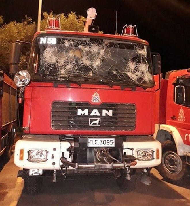 Εκτός ελέγχου η Μόρια: Ταυτοποιήθηκε η νεκρή - Ενισχύθηκαν οι αστυνομικές δυνάμεις