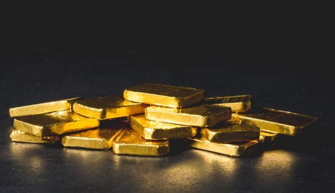 Μπάρες χρυσού