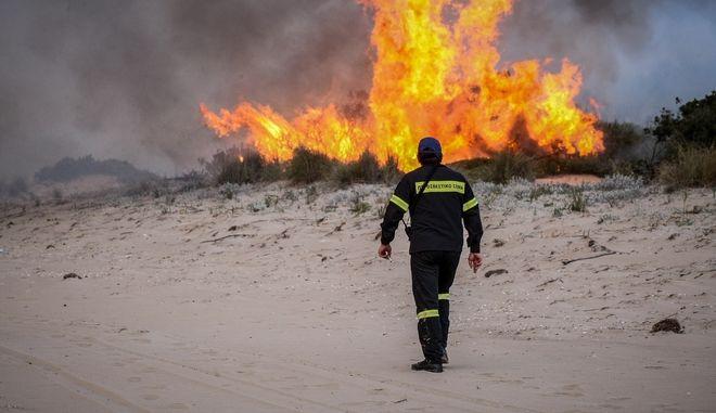 Πυρκαγιά (ΦΩΤΟ Αρχείου)