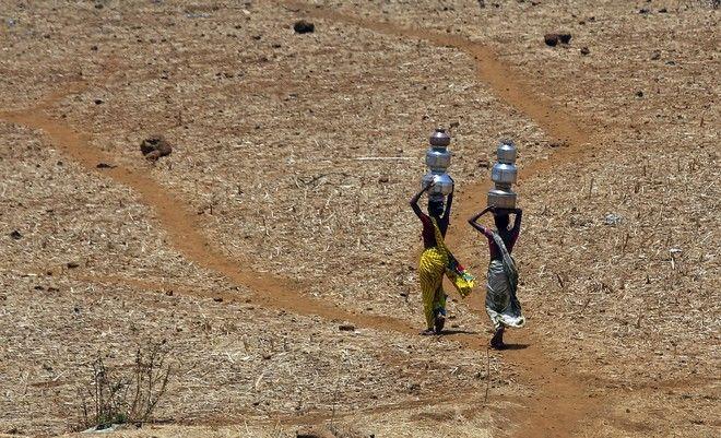 Η κλιματική αλλαγή επηρεάζει την διαθεσιμότητα και την ποιότητα του νερού