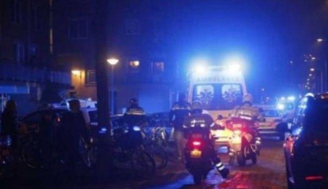 Επεισόδιο με πυροβολισμούς στο Άμστερνταμ - Ένας νεκρός, δύο τραυματίες