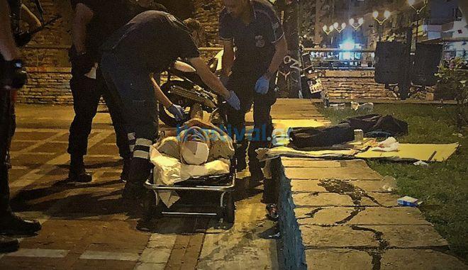 Θεσσαλονίκη: Δολοφονική επίθεση εναντίον μεταναστών-Δύο στο νοσοκομείο
