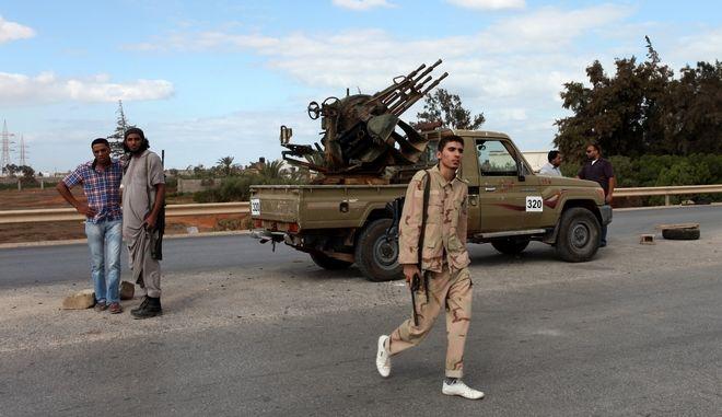 Δυνάμεις του Λιβυκού Εθνικού Στρατού