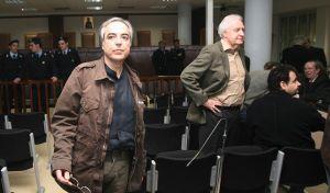Αλέξανδρος Γιωτόπουλος και Δημήτρης Κουφοντίνας