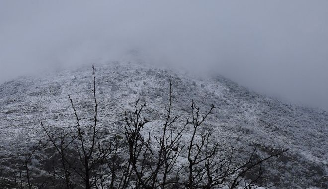 Χιόνια στην Ελλάδα