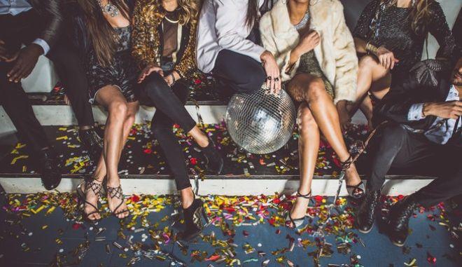 Στιγμιότυπο από πάρτι