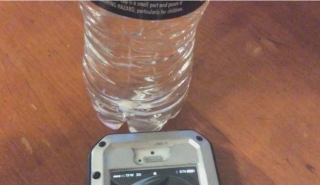 Βίντεο: Πώς θα ενισχύσεις το 3G σήμα με ένα μπουκάλι νερό