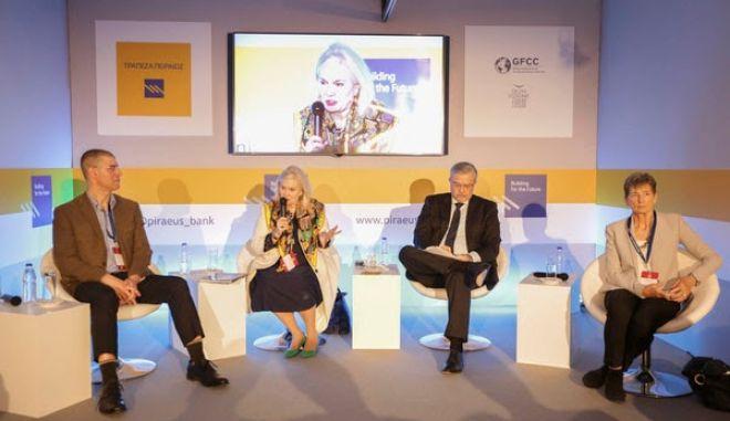 Deborah Wince: Η στήριξη της καινοτομίας και της έρευνας απαραίτητα για την ανάπτυξη