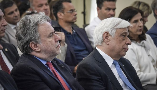 O ΠτΔ Προκόπης Παυλόπουλος στις εργασίες του 14ου Συνεδρίου Διεθνούς Δικαίου στο Ναύπλιο